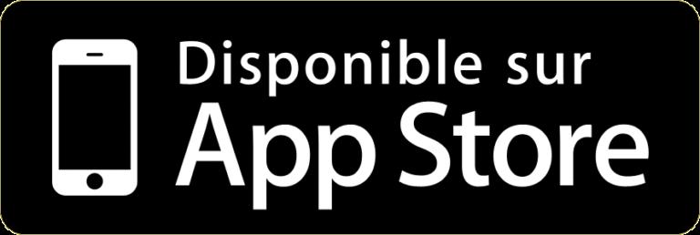 App Store badge FR